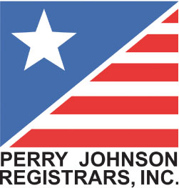 PERRY JOHNSON REGISTRARS, INC.